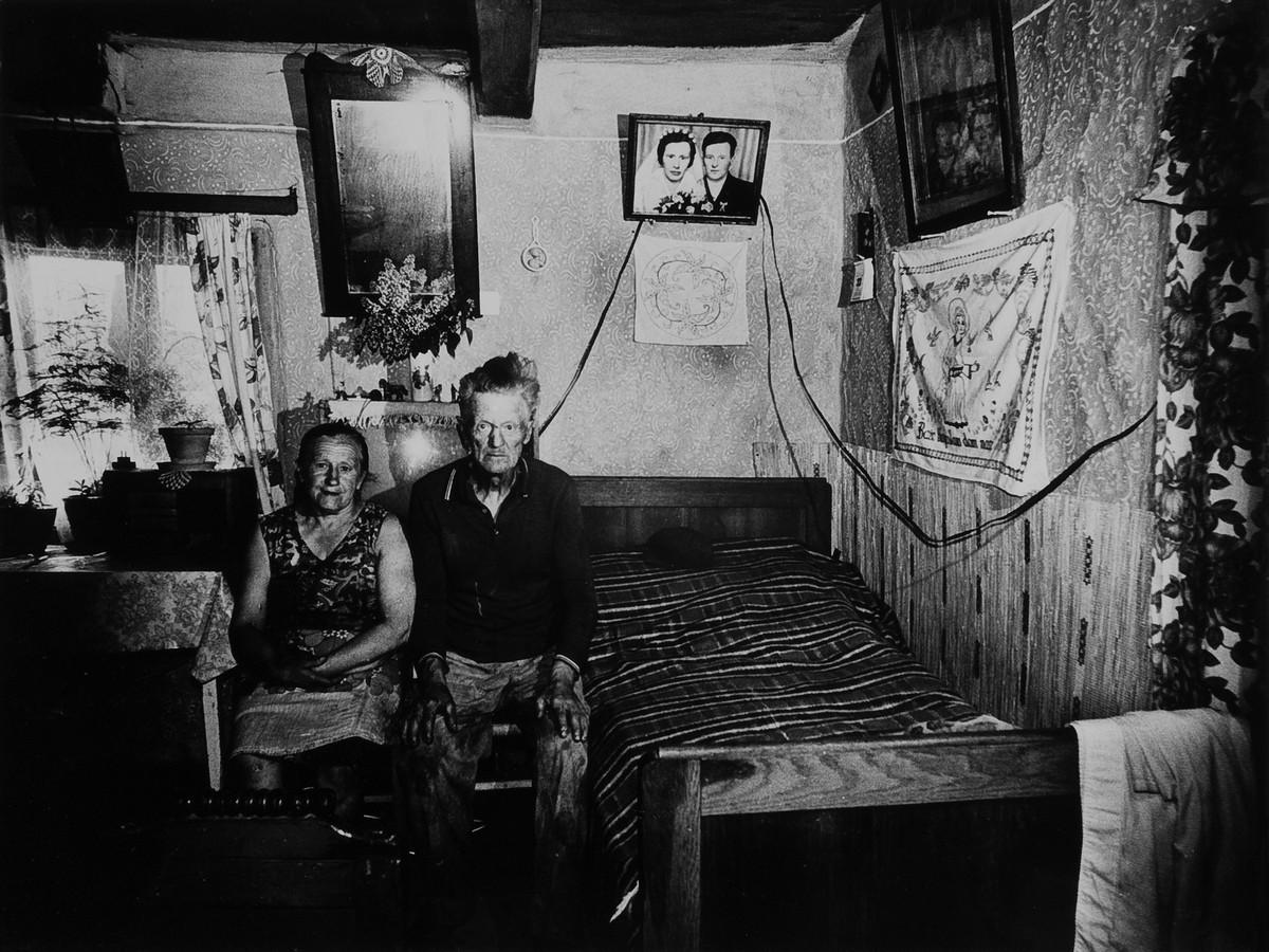 """Zofia Rydet, """"Zapis socjologiczny"""", 1978–1990, Kieleckie (źródło: materiały prasowe)"""