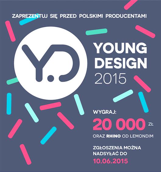 8. edycja konkursu Young Polish Design (źródło: materiały prasowe organizatora)