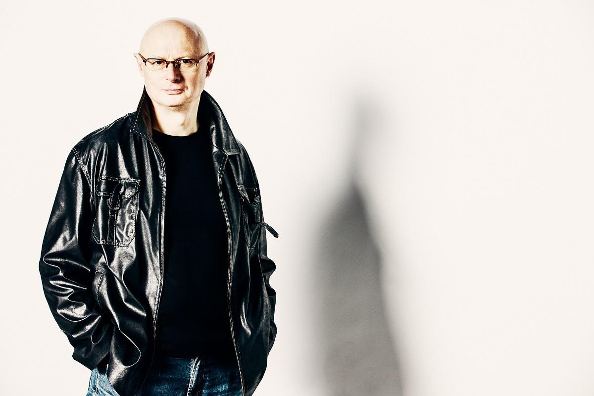 Adam Orzechowski, fot. Michał Szlaga (źródło: materiały prasowe)