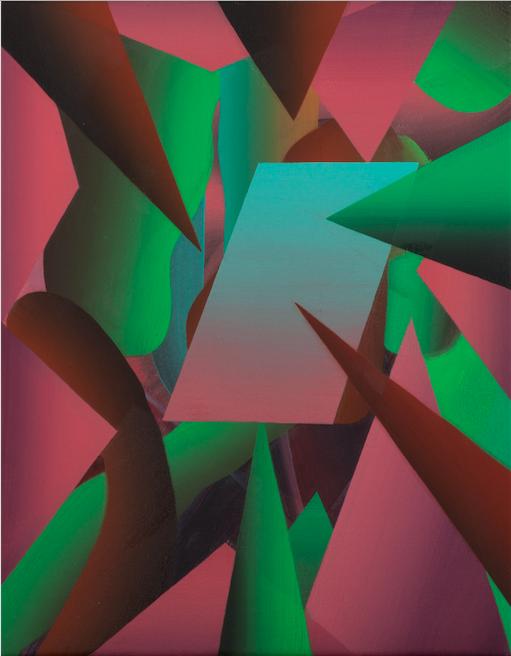 """Anna Bąk, """"Bez tytułu"""", 2013 (źródło: materiały prasowe organizatora)"""