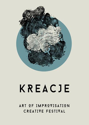 "Plakat ""Art Of Improvisation Creative Festiwal"" (źródło: materiały prasowe organizatora)"