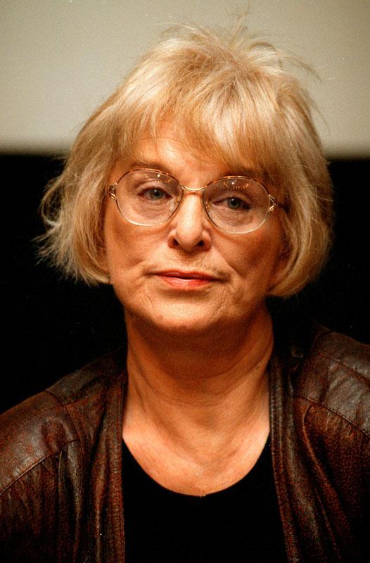 Barbara Sass-Zdort, fot. Adam JagielakSEEAST NEWS (źródło: culture.pl)
