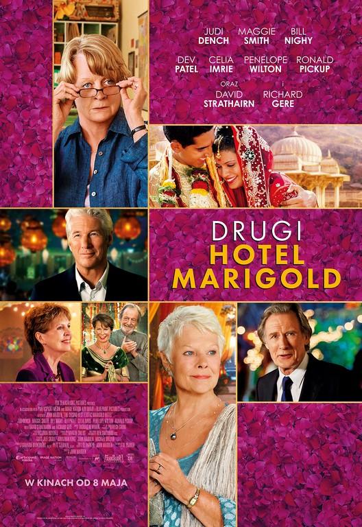 """""""Drugi hotel Marigold"""", reż. John Madden (źródło: materiały prasowe organizatora)"""