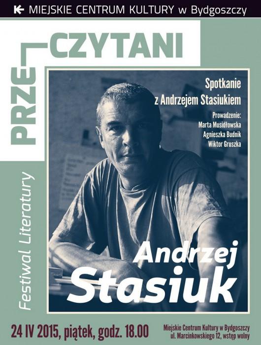 Festiwal Literatury Przeczytani – plakat (źródło: materiały prasowe)