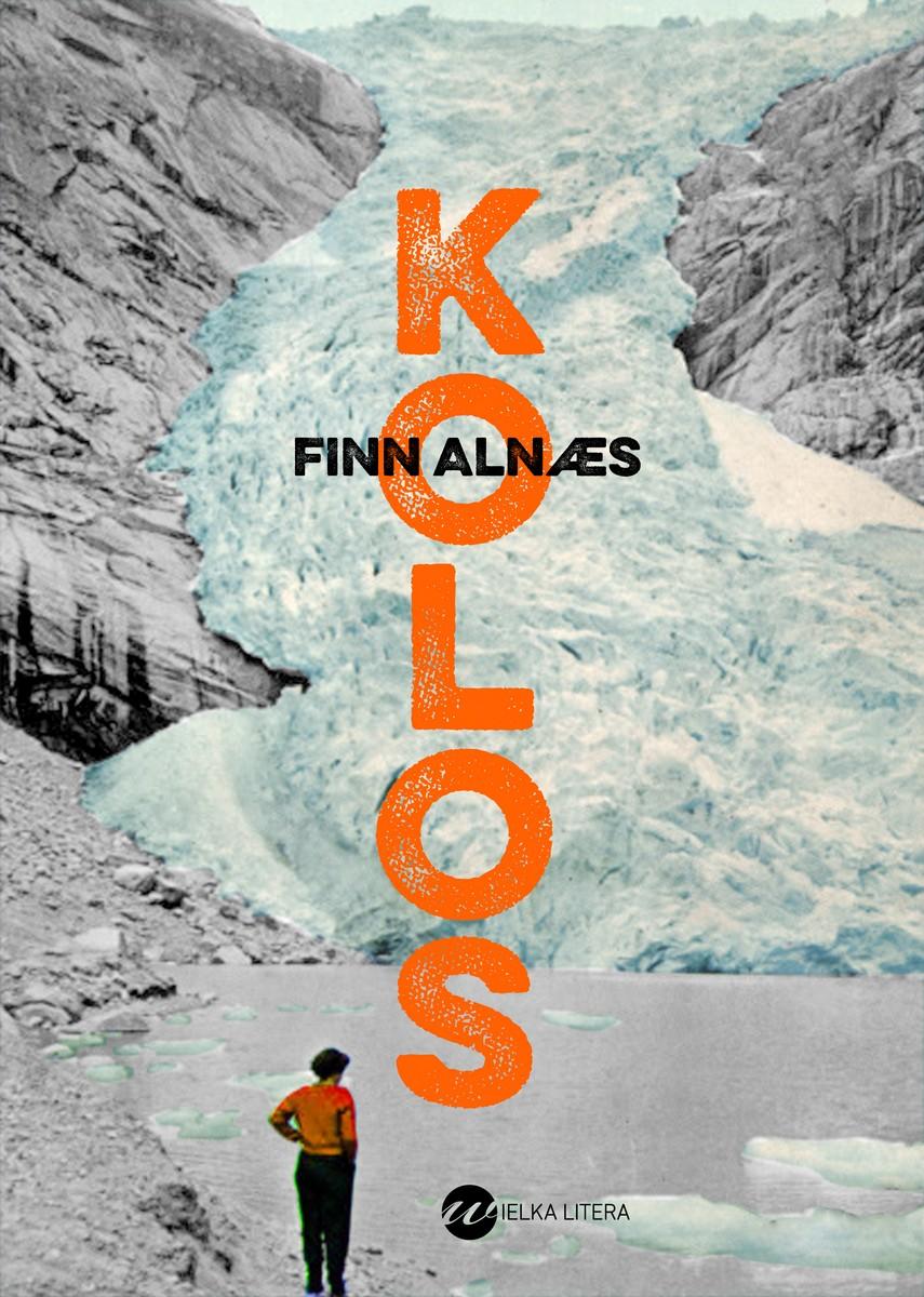 """Finn Alnaes, """"Kolos"""" – okładka (źródło: materiały prasowe)"""