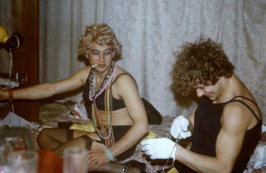 """Wystawa """"Travestis"""", fot. Ryszard Kisiel (źródło: materiał prasowy organizatora)"""