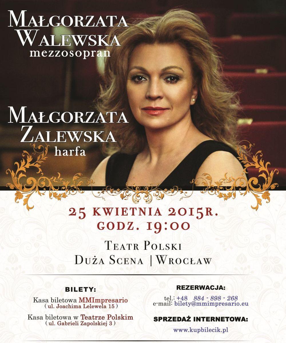 Gala Małgorzaty Walewskiej i Małgorzaty Zalewskiej (źródło: materiały prasowe)