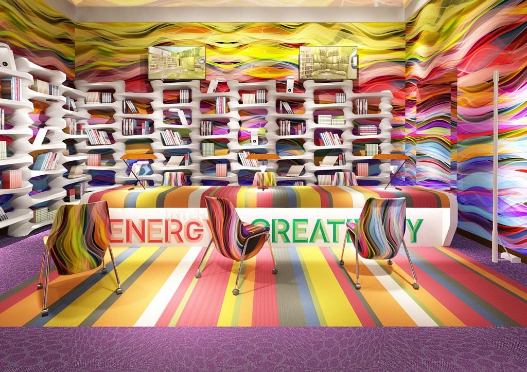 """Mac Stopa, """"Waves of Creativity"""", fotografia (źródło: materiały prasowe organizatora)"""