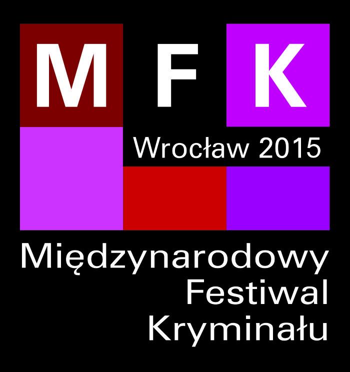 Międzynarodowy Festiwal Kryminału – logo (źródło: materiał prasowy organizatora)