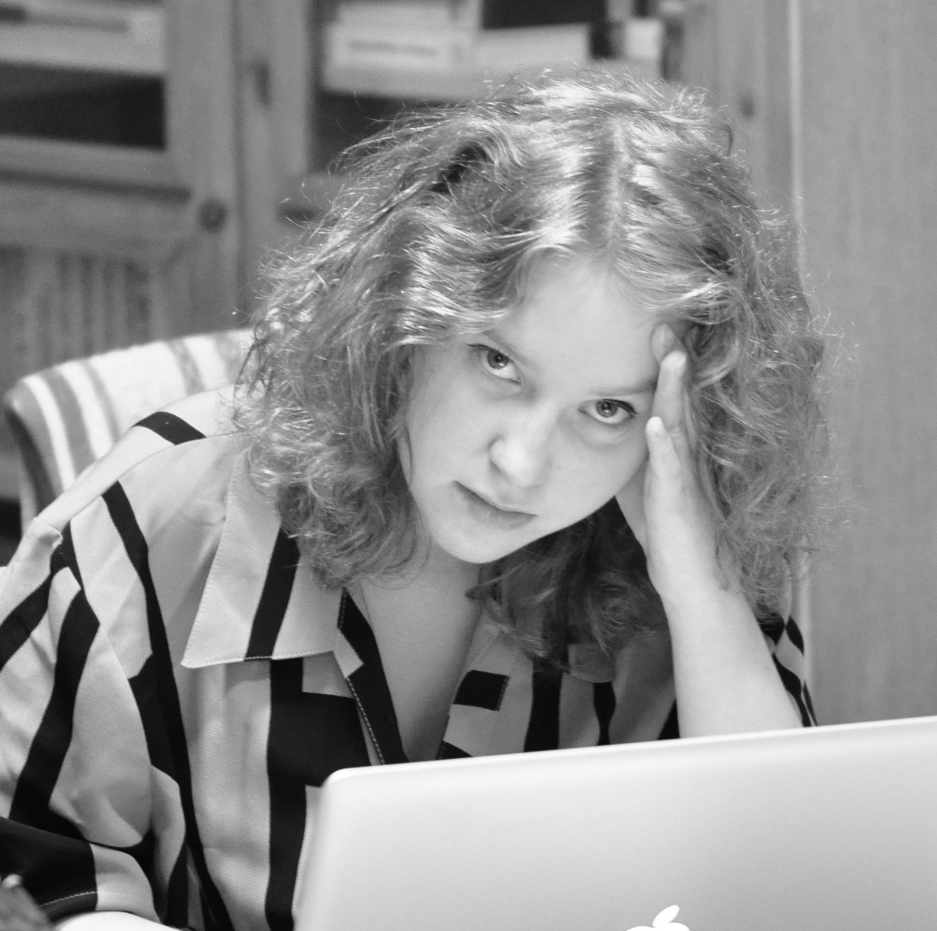 Zuzanna Bućko, fot. Szymon Bogacz (źrodło: materiały prasowe)