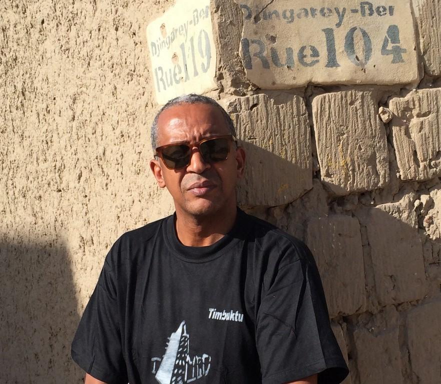 Abderrahmane Sissako, 2014 (źródło: materiały prasowe dystrybutora)