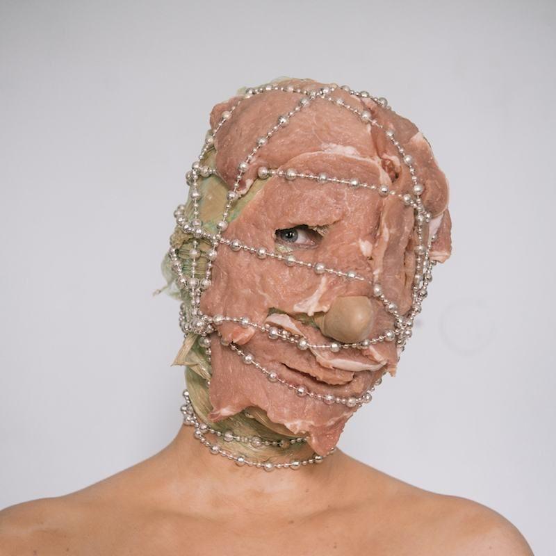 """Wystawa """"Pupile"""", Aleksandra Urban (źródło: materiał prasowy organizatora)"""