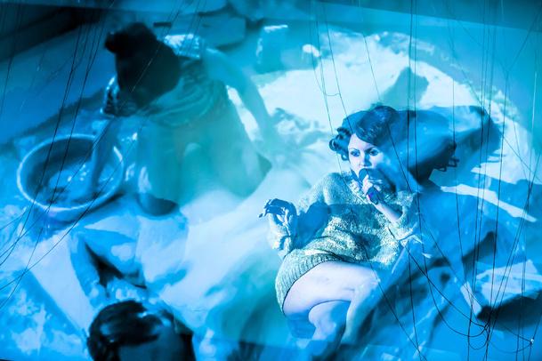 """""""Szapocznikow. Stan nieważkości"""", reż. Barbara Wysocka fot. Krzysztof Bieliński (źródło: materiały prasowe organizatora)"""