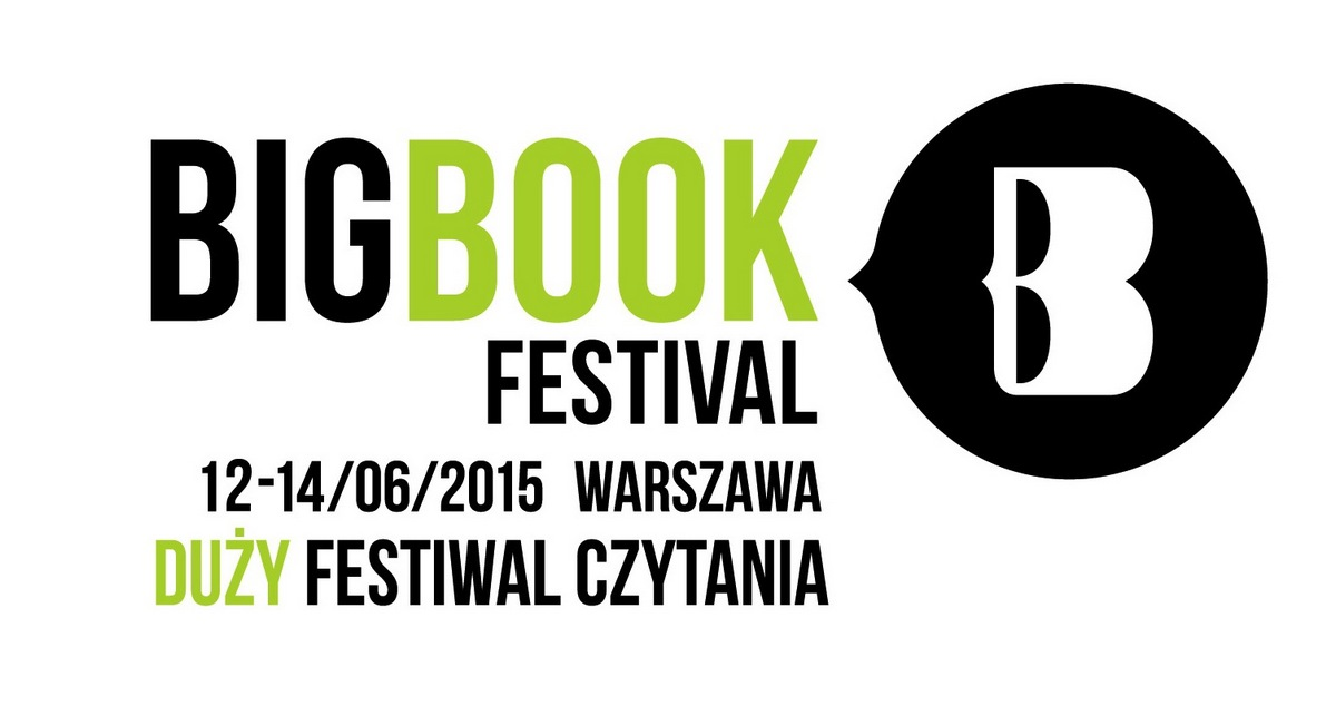 Big Book Festival – logo (źródło: materiały prasowe organizatora)
