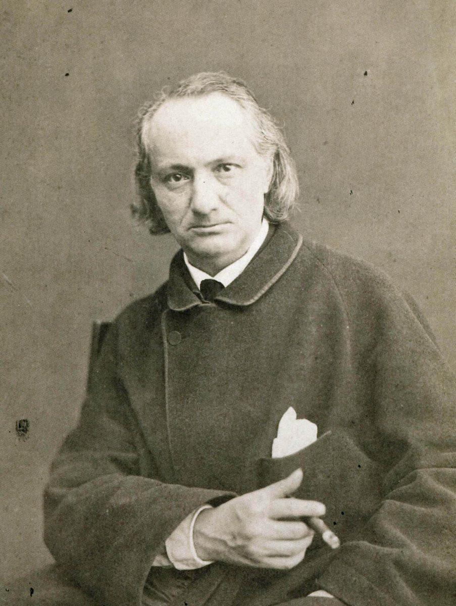 """Charles Baudelaire, """"Pisma: Listy. Biedna Belgia! Teatr"""" – okładka (źródło: materiały prasowe wydawcy)"""