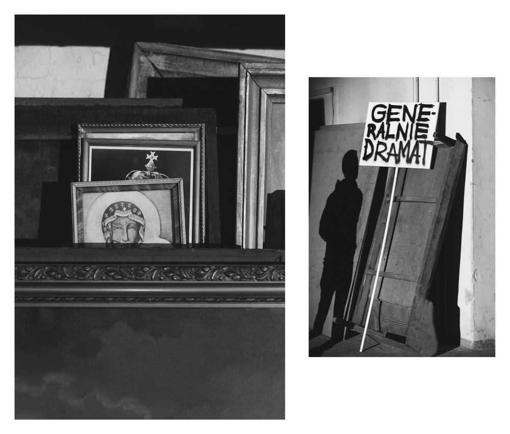 """""""Generalnie dramat"""", fot. Karolina Zajączkowska (źródło: materiały prasowe organizatora)"""