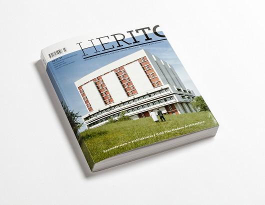 """Kwartalnik """"Herito""""– Socmodernizm w architekturze (źródło: materiały prasowe organizatora)"""