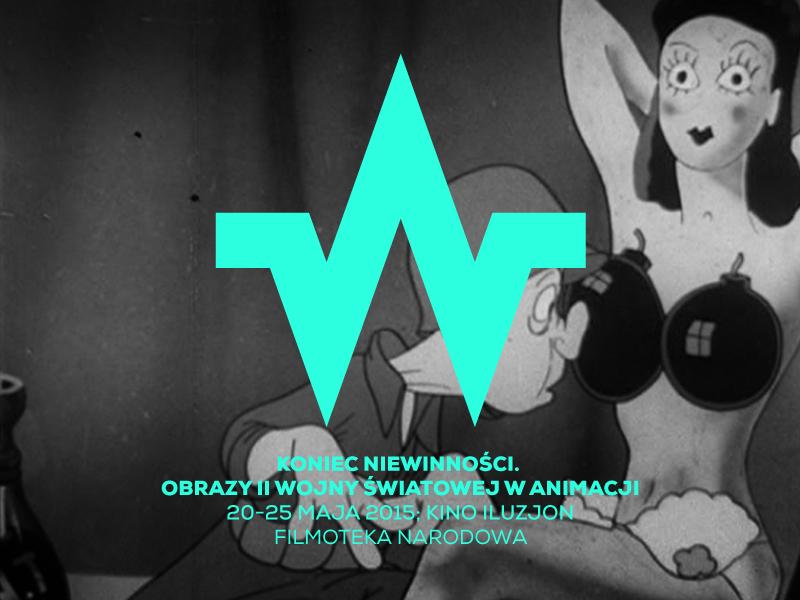 """""""Koniec niewinności. Obrazy II wojny światowej w animacji"""" (źrodło: materiały prasowe organizatora)"""
