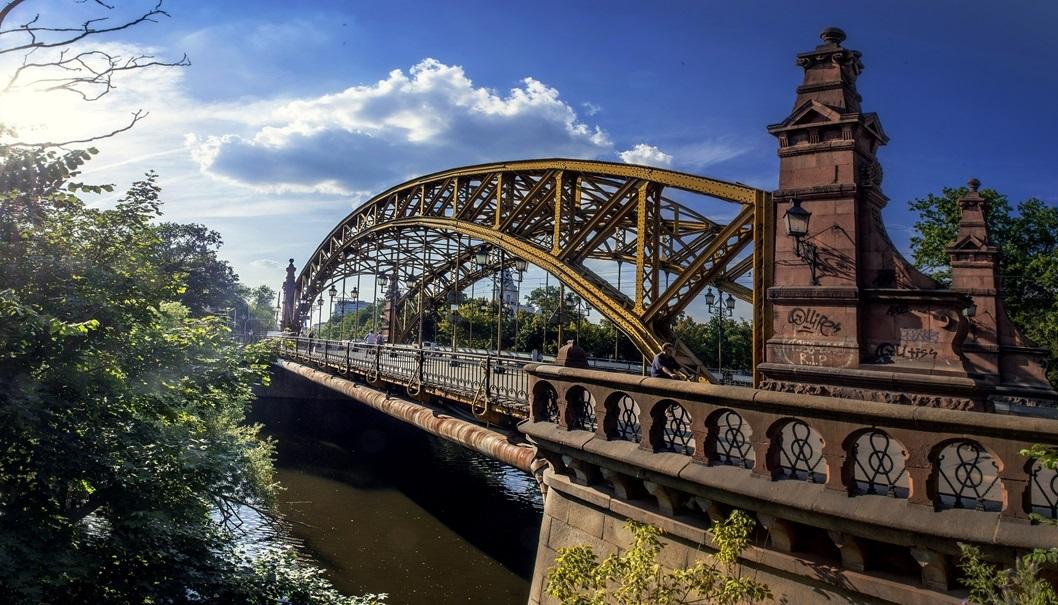 Most Zwierzyniecki we Wrocławiu (źródło: materiały prasowe organizatora)