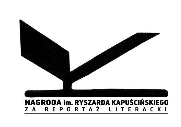 Nagroda im. Ryszarda Kapuścińskiego – logo (źródło: materiały organizatora)