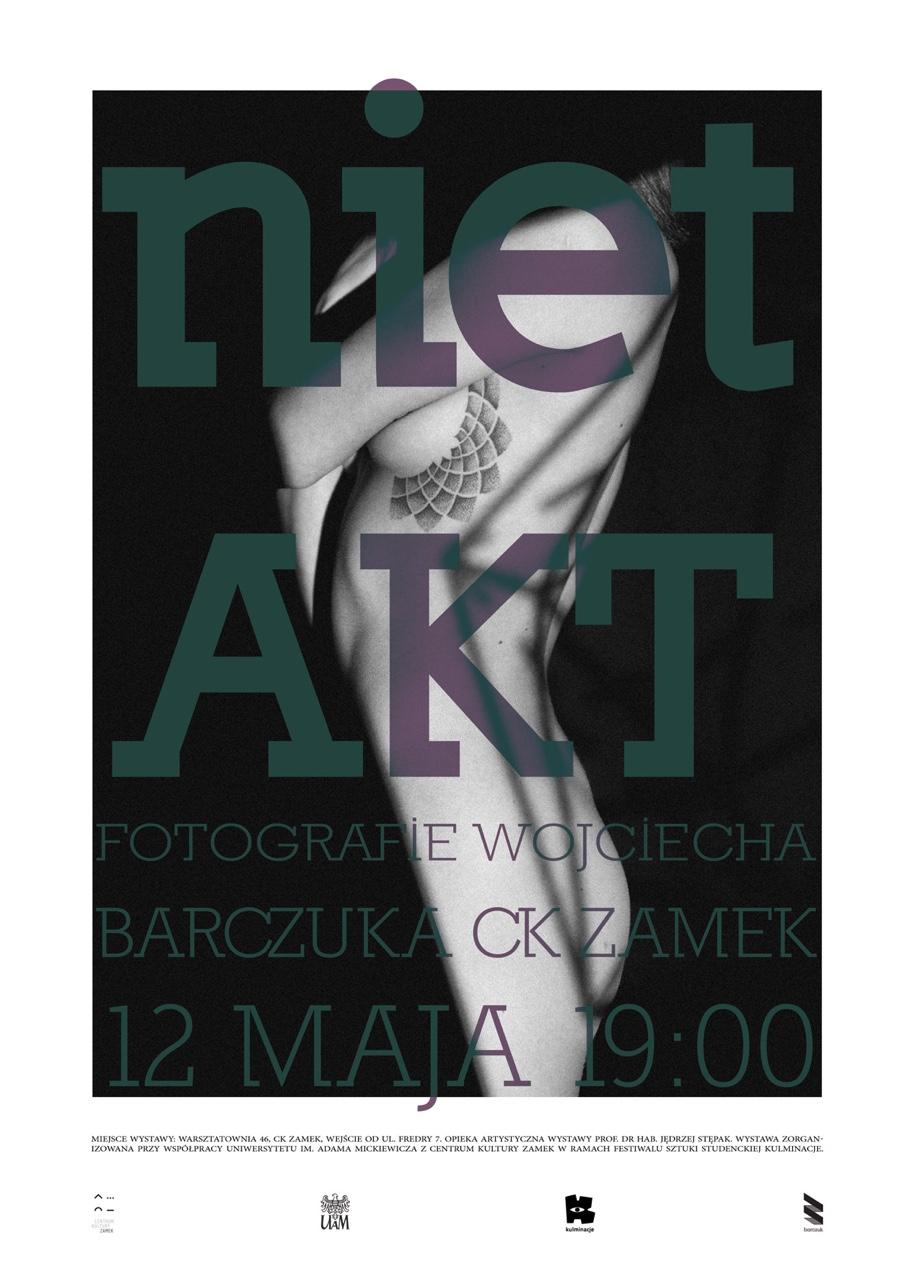 """Wojciech Barczuk """"nietAKT"""" (źródło: materiały prasowe organizatora)"""