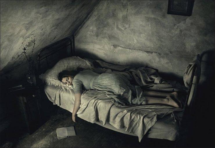 """""""Sny niespokojne"""", fot. Monika Ekiert-Jezusek (źródło: materiał prasowy organizatora)"""
