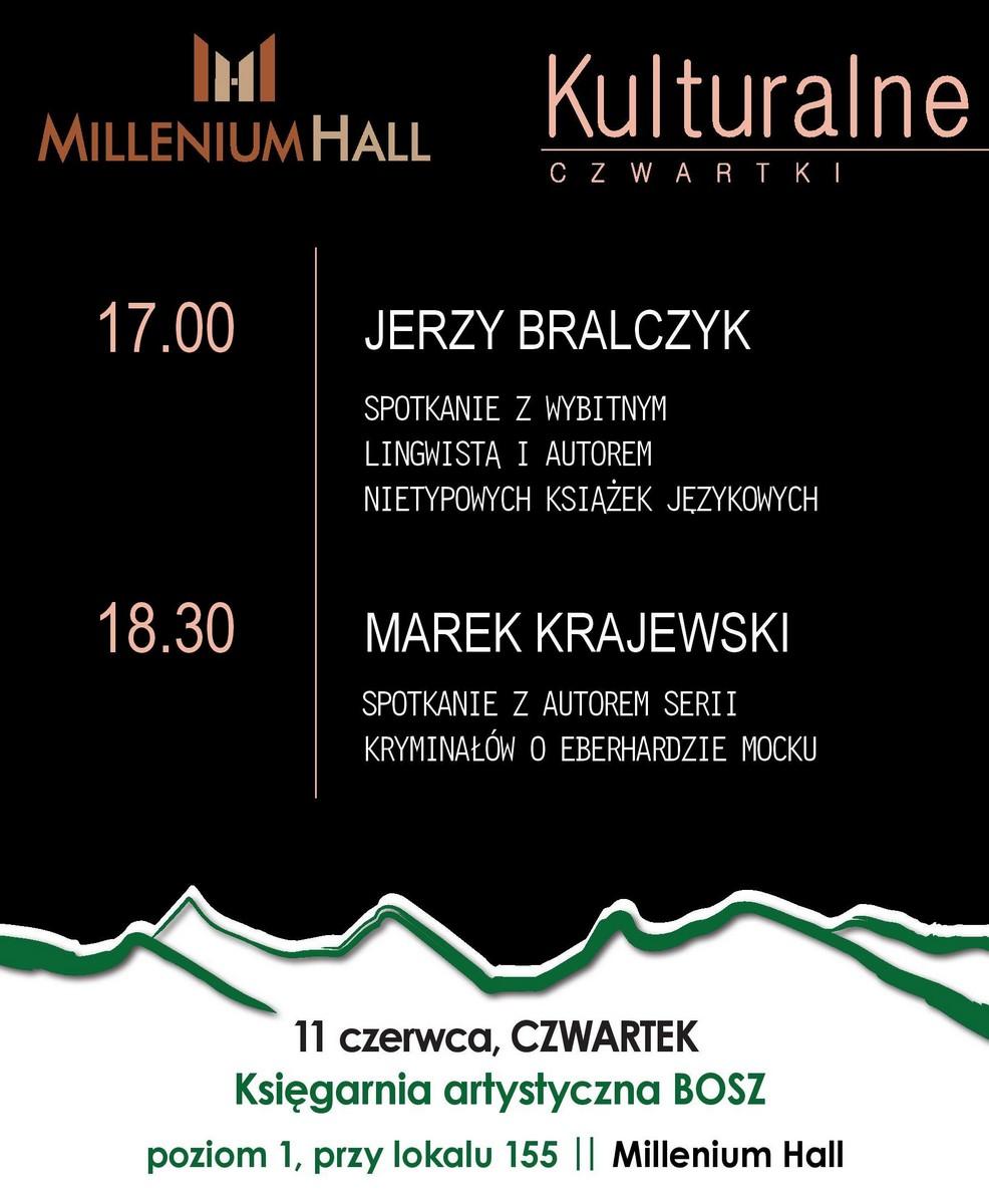 Bieszczadzkie Lato z Książką w Rzeszowie – plakat (źródło: materiały prasowe organizatora)