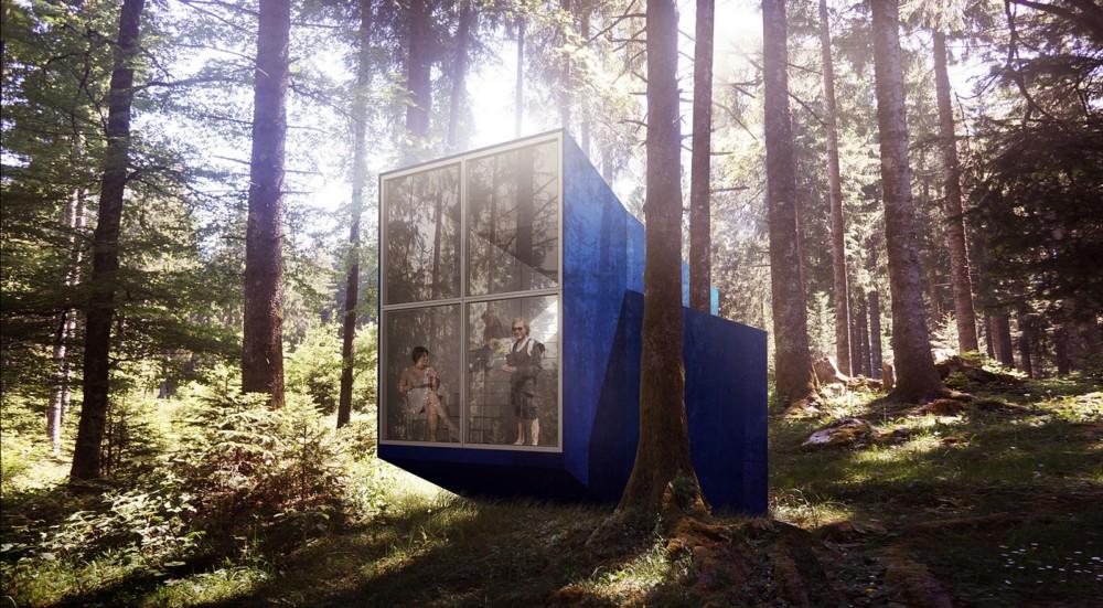 Beetle House, proj. Anonymous + BXBstudio + Architectural Farm + Loic Picquet (źródło: materiały prasowe)