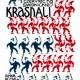 """Jacek """"Ponton"""" Jankowski, Rewolucja krasnali (plakat dla Pomarańczowej Alternatywy), 1988, fot. Małgorzata Kujda, ⓒ Dolnośląskie Towarzystwo Zachęty Sztuk Pięknych (źródło: materiały prasowe organizatora)"""