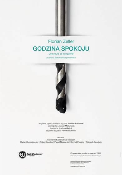"""""""Godzina spokoju"""", plakat (źródło: materiały prasowe)"""