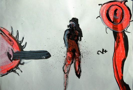 """Maciej Biberstein, """"Inferno Revisited"""" (źródło: materiały prasowe)"""