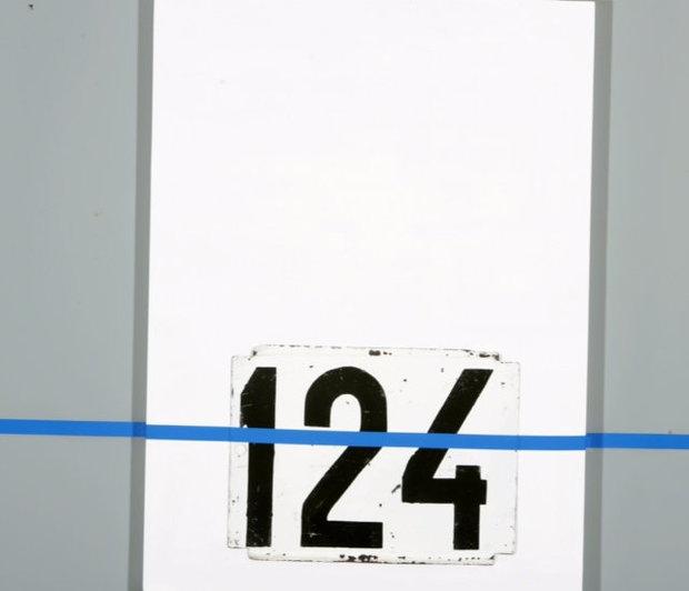 """Edward Krasiński """"Nr 124"""" – podarunek Grażyny Kulczyk na rzecz MoMA (źródło: materiały prasowe)"""