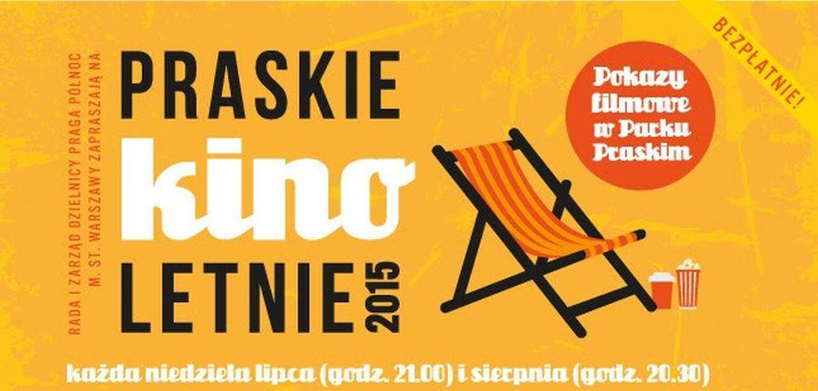 Praskie kino letnie – plakat (źródło: materiały prasowe)