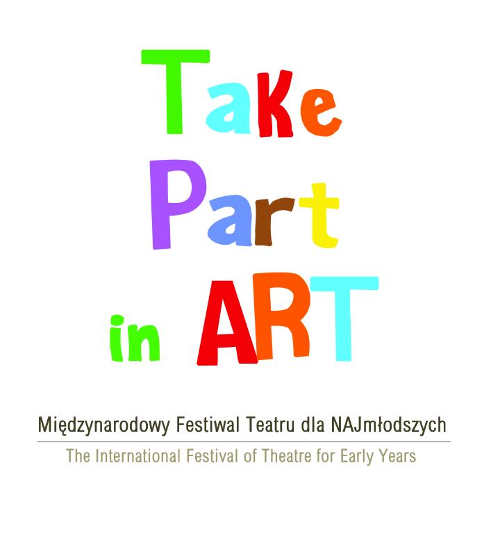 Międzynarodowy Festiwal Teatru dla NAJmłodszych - plakat (źródło: materiały prasowe)