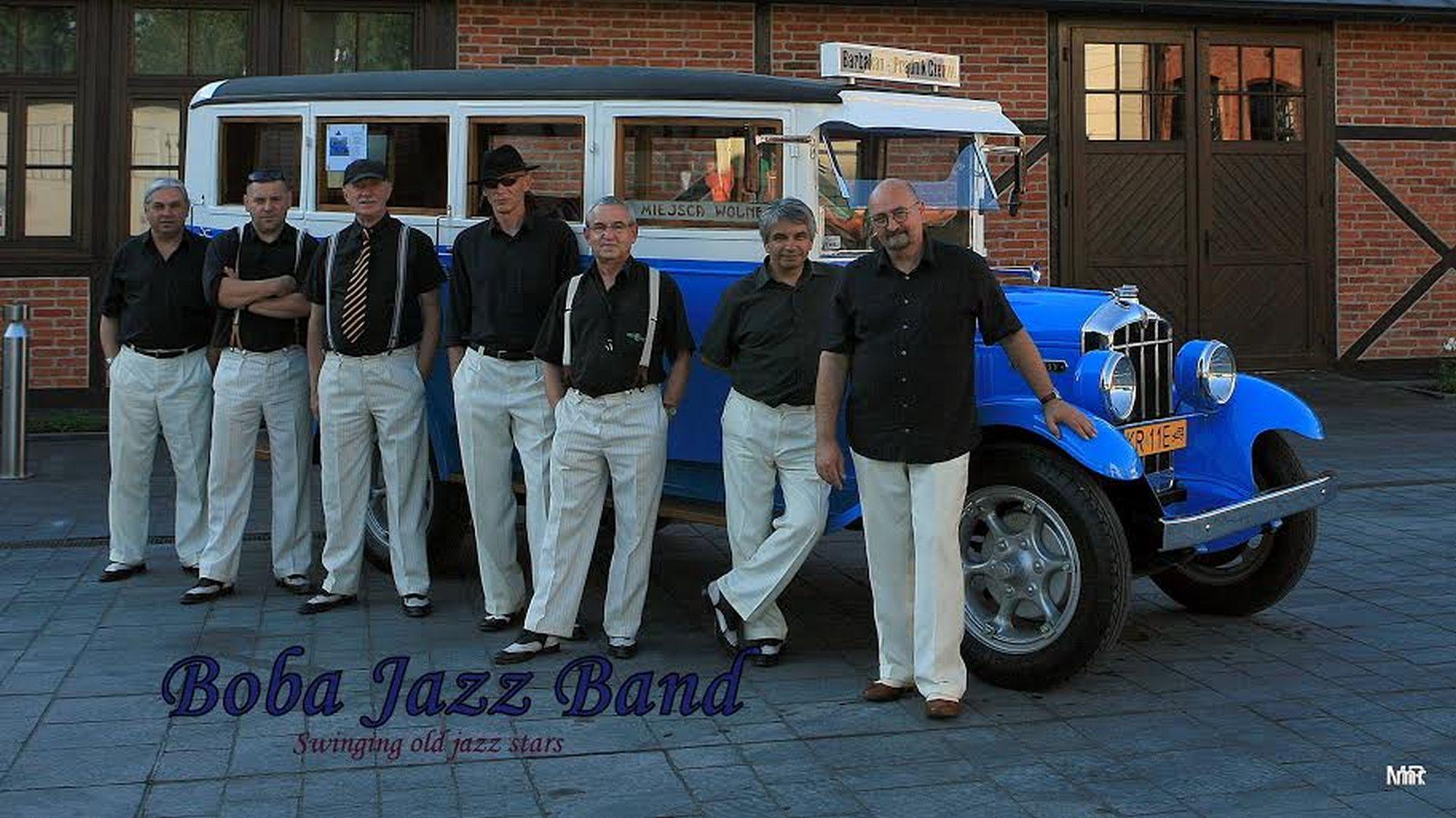 Boba Jazz Band (źródło: materiały prasowe)