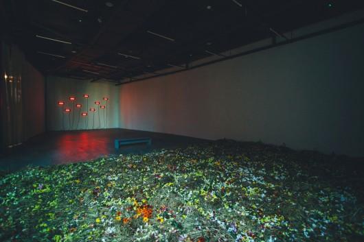 "Christian Boltanski, ""W mgnieniu oka"" (źródło: materiały prasowe)"