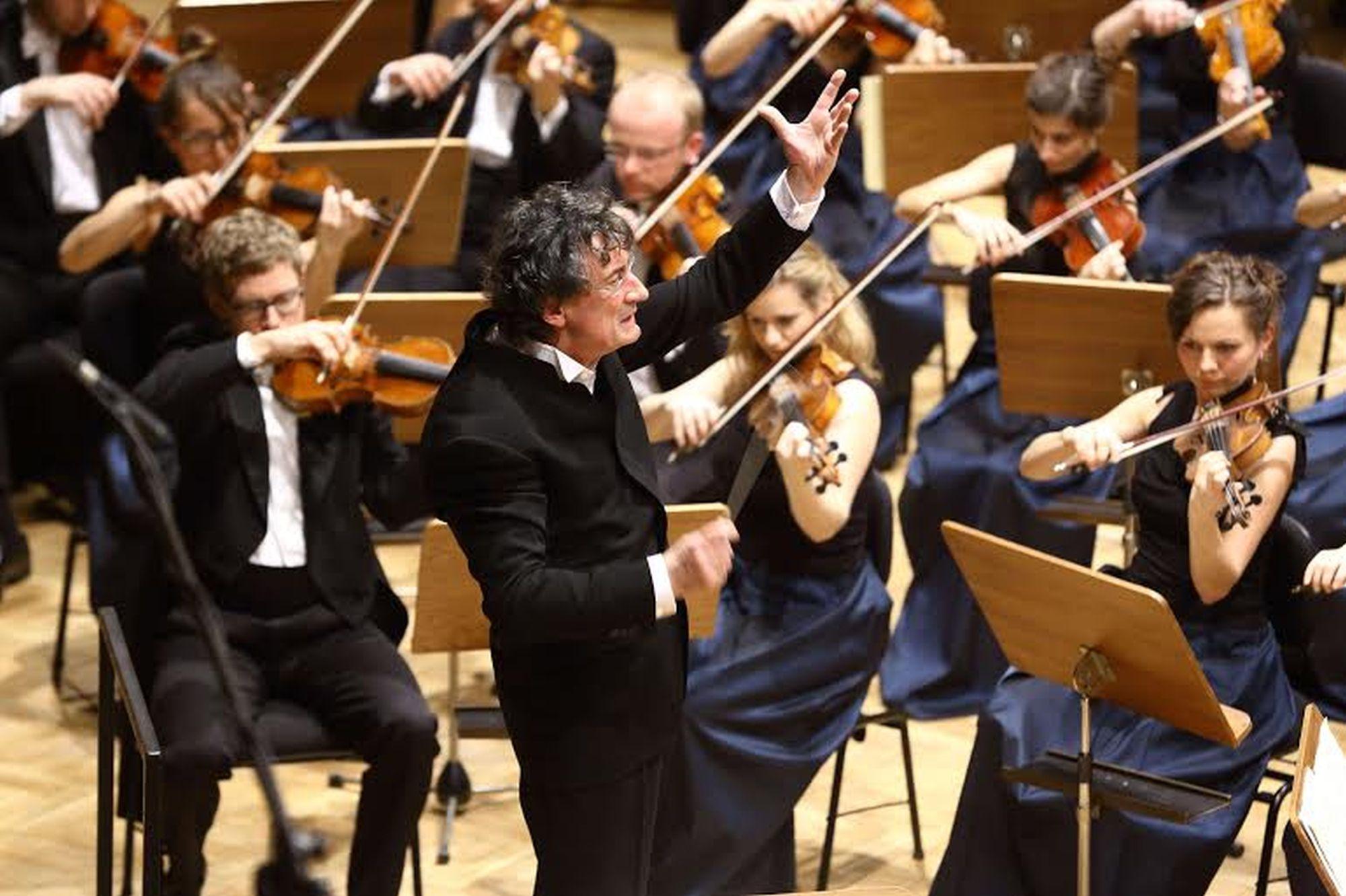 Orkiestra Akademii Beethovenowskiej (źródło: materiały prasowe)