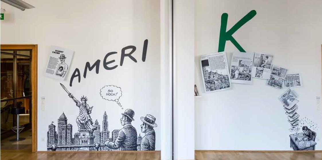 """""""K: KafKa w KomiKsie"""" (źródło: materiały prasowe organizatora)"""