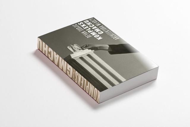 """""""Kompleks gmachu. Architektura władzy"""", okładka (źródło: materiały prasowe wydawcy)"""
