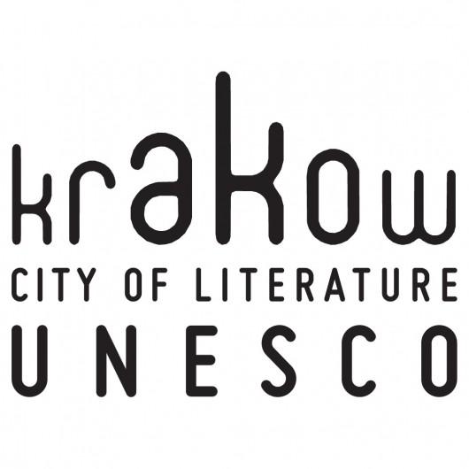 Kraków – Miasto Literatury UNESCO – logo (źródło: materiały prasowe)