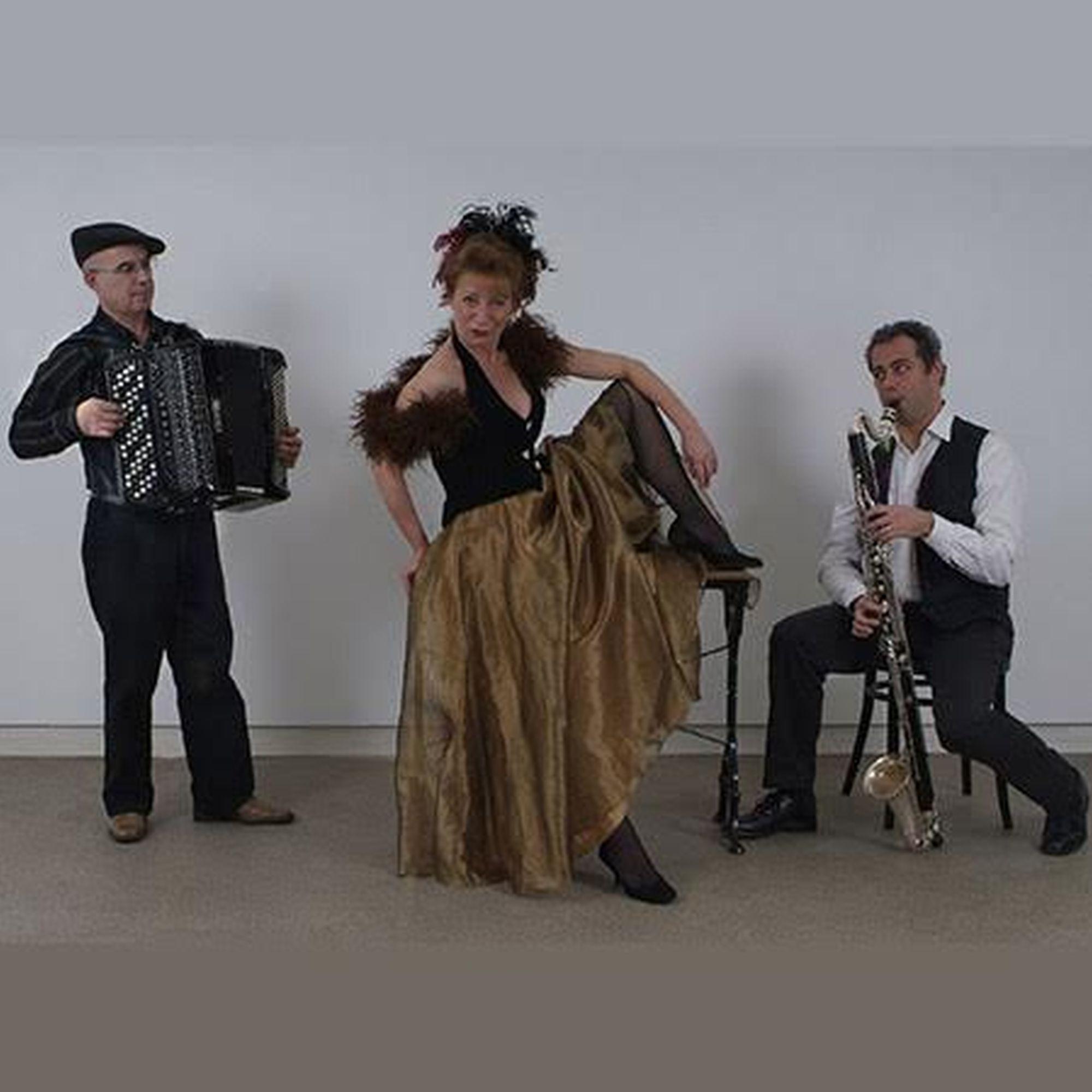 Madame Victoire, Weekend z muzyką francuską na Festiwalu Strefa Ciszy (źródło: materiały prasowe)