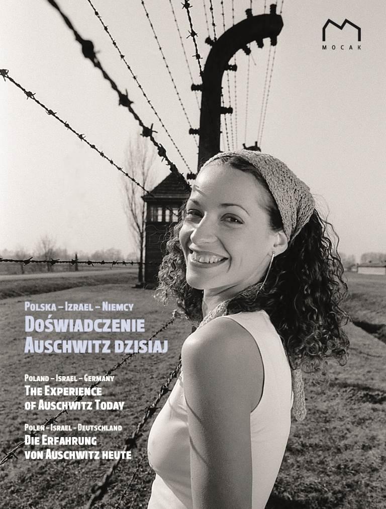 Polska – Izrael – Niemcy. Doświadczenie Auschwitz dzisiaj, red.Delfina Jałowik, okładka (źródło: materiały prasowe organizatora)