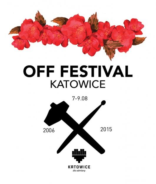 Off Festiwal 2015 – logo (źródło: materiały prasowe organizatora)