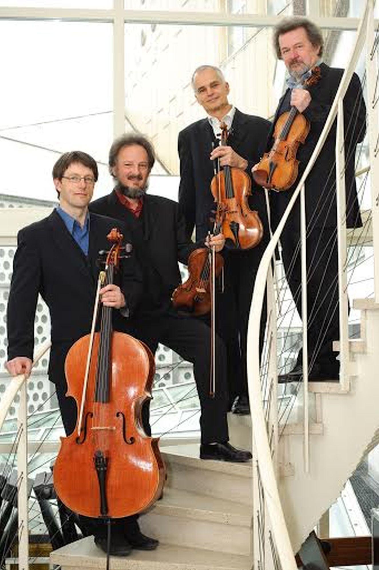 Philharmonia Quartett (źródło: materiały prasowe)