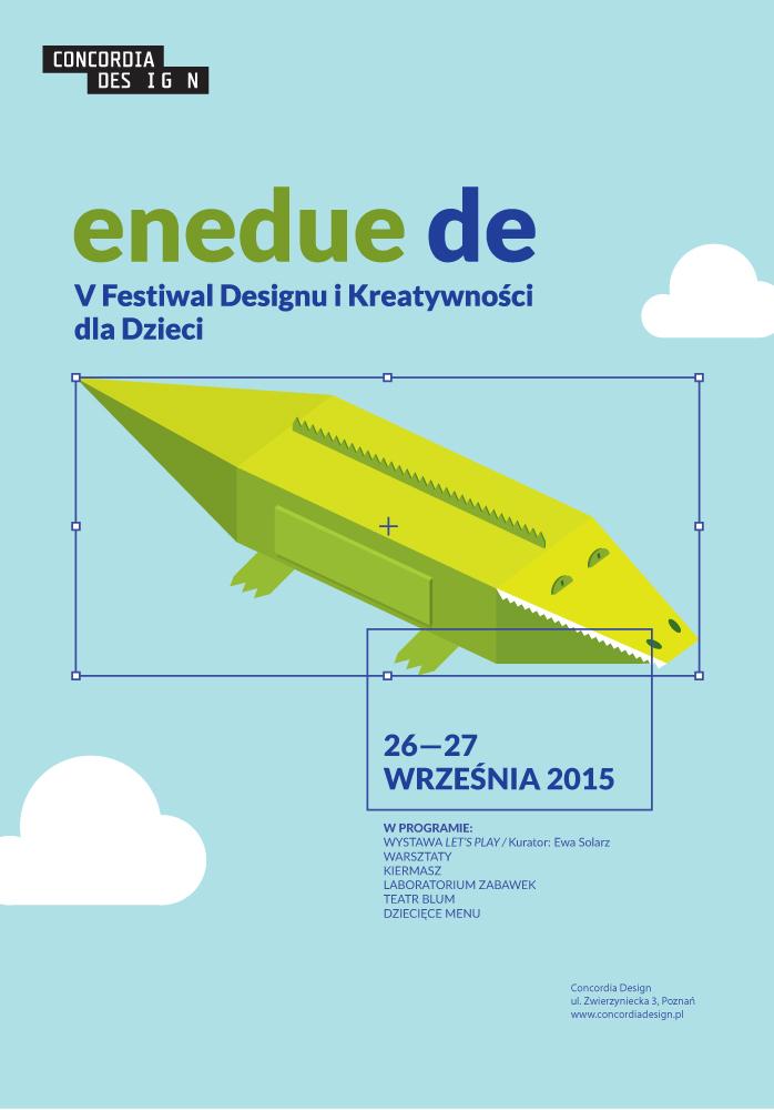 Festiwal Designu i Kreatywności dla Dzieci Ene Due De (źródło: materiały prasowe organizatora)