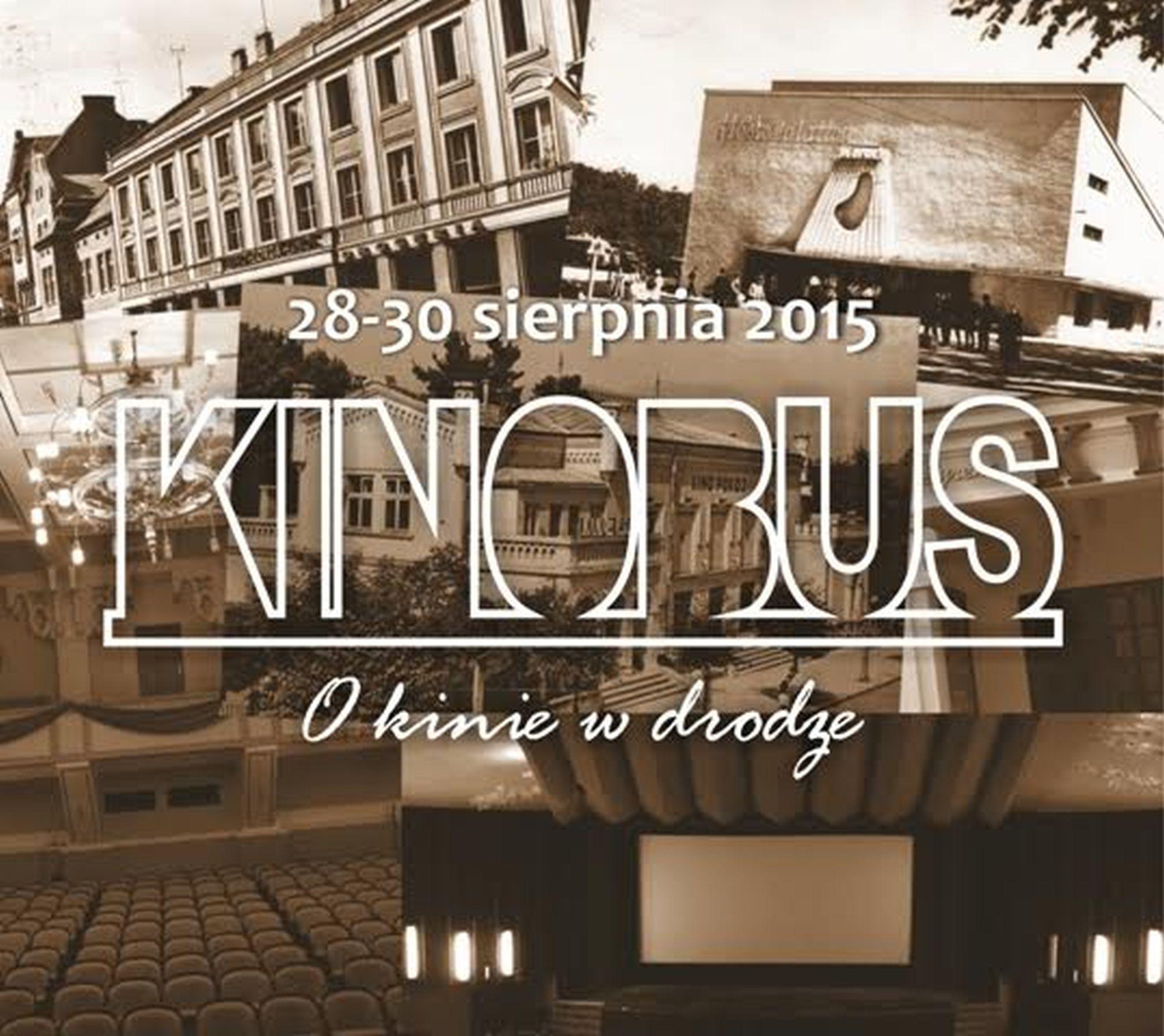 "Projekt ""Kinobus"" – plakat (źródło: materiały prasowe)"