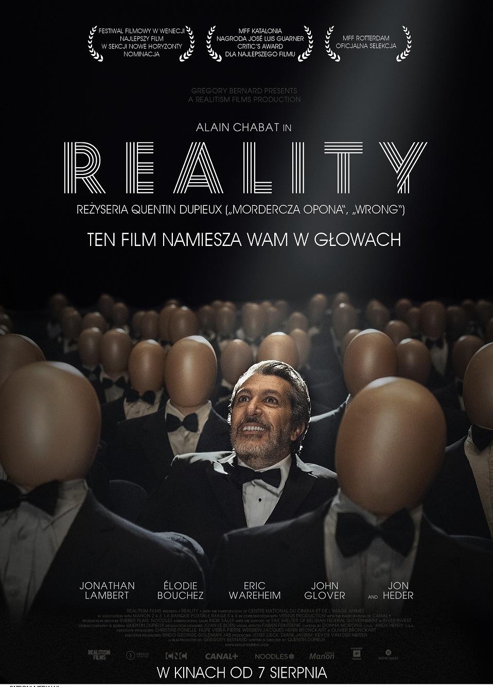 """""""Reality"""", reż. Quentin Dupieux (źródło: materiały prasowe dystrybutora)"""