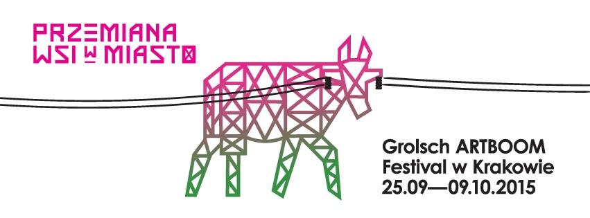 7. edycja Grolsch ArtBoom Festival w Krakowie (źródło: materiały prasowe organizatora)