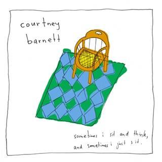 """Courtney Barnett, """"Sometimes I Sit And Think, And Sometimes I Just Sit"""" (źródło: materiały prasowe)"""