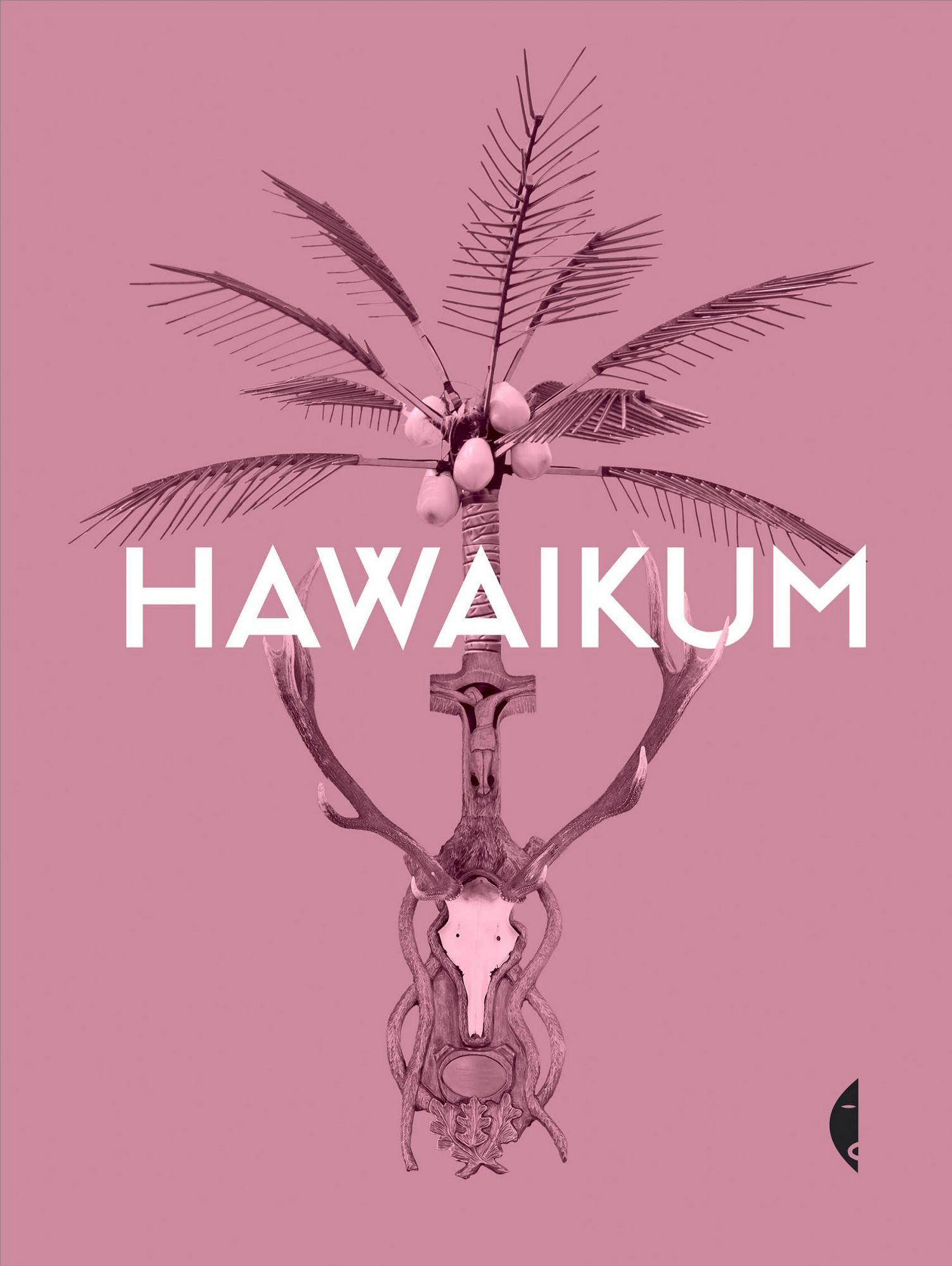 """""""Hawaikum"""", pod red. Moniki Kozień, Marty Miskowiec i Agaty Pankiewicz – okładka (źródło: materiały prasowe)"""